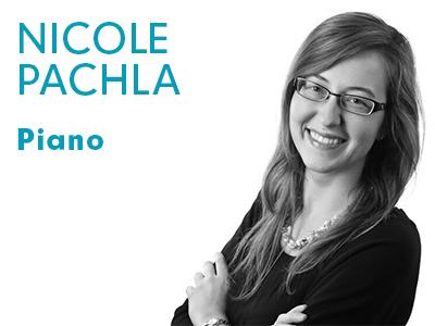 Nicole Pachla - piano