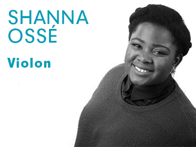 Shanna Osse - violon