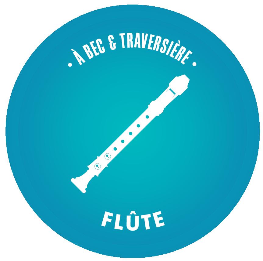 cours de flute