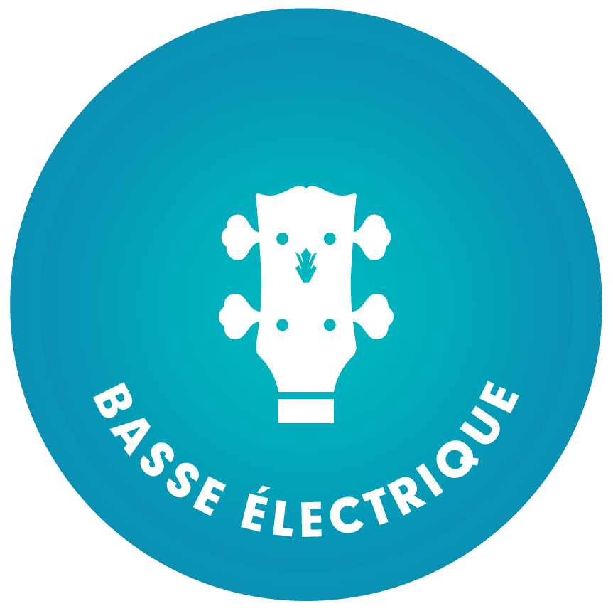 cours de basse electrique