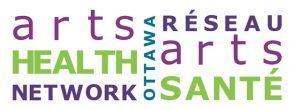 logo du Réseau Arts et santé Ottawa
