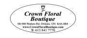 logo Crown Floral