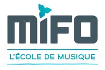 Logo de l'École de musique du MIFO