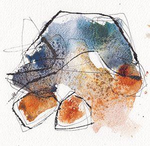 Oeuvre L'Animal de l'artiste visuelle Josée Prud'homme