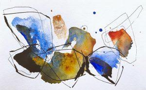 Oeuvre La Joie 2 de l'artiste visuelle Josée Prud'homme