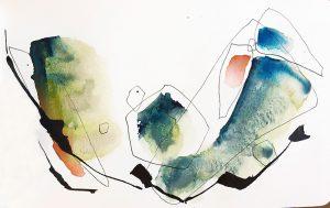 Oeuvre L'Espoir de l'artiste visuelle Josée Prud'homme
