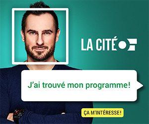 Inscription à la Cité