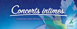 Affiche pour Concerts intimes